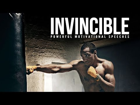 INVINCIBLE - Incredible Motivational Speeches for Success (Ft. Your World Within)