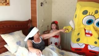 Машенька и губка Боб(Привет!!!!! Я участвую в видео конкурсе «ГлаZ народа: солнце, воздух и вода». И мне очень важен ВАШ ГОЛОС: http://207..., 2013-07-26T07:04:41.000Z)