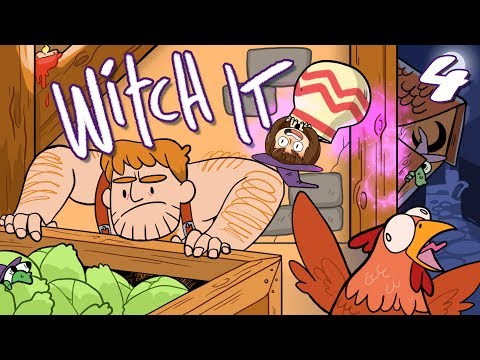 Witch It - #4 - Hiding in Plain Sight! (Feat. Kate LovelyMomo!)