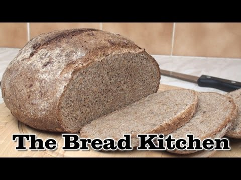 Three Seed Spelt Bread (Dinkelbrot) Recipe In The Bread Kitchen