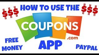How to Use the Coupons.com App UPDATED