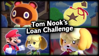 [SSBU] Who can Pay their Loan?!