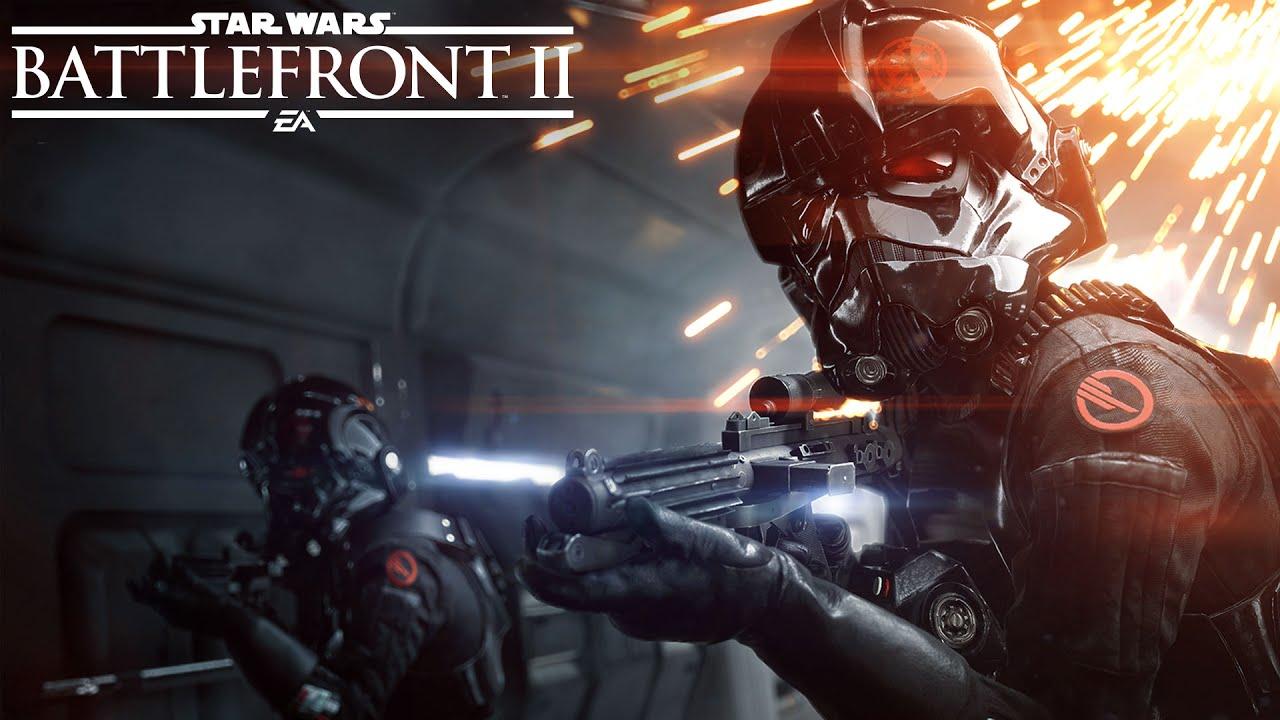 системные требования Star Wars Battlefront 2