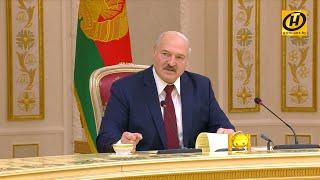 Лукашенко о смерти Романа Бондаренко: Нужно честно и объективно все расследовать!