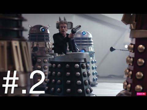 """(Fresh Reaction To) Doctor Who Season 9 Episode 2 """"The Witch's Familiar"""" Part 2"""