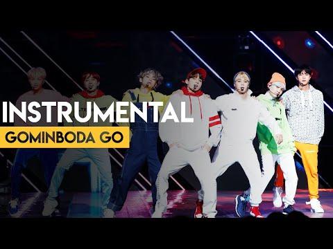 BTS (방탄소년단) -  Go Go (고민보다 Go) Instrumental
