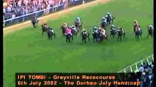 Ipi Tombi -  Champion Zimbabwean Racehorse