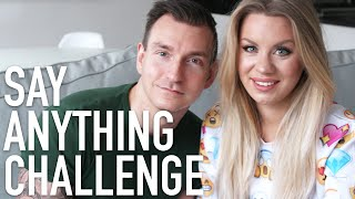 Say Anything Challenge med Anders