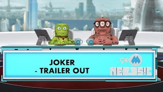 Joker - Teaser Trailer   Joaquin Phoenix   9XM Newsic   Bade   Chote