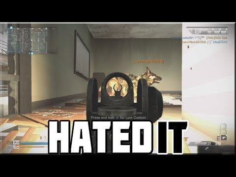 I HATED THIS CALL OF DUTY!
