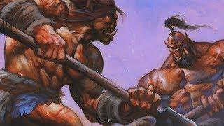 История Гарада, дедушки Тралла. Warcraft | Вирмвуд