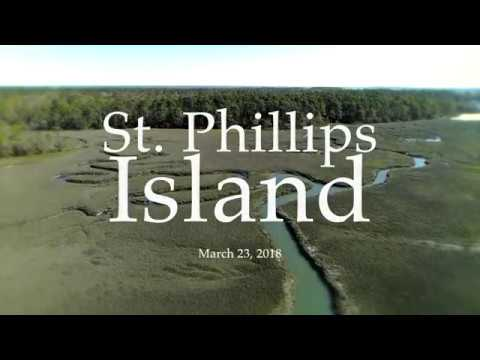 St. Phillips Island Tour - SC State Parks