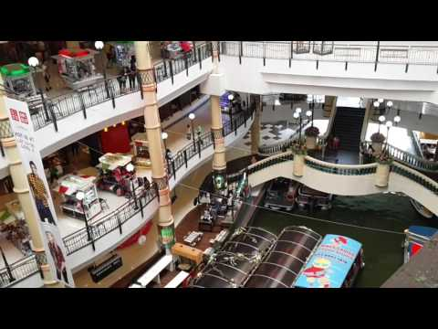 Malaysia The Mines Shopping Mall   马来西亚绿野仙踪广场   pokemon go p