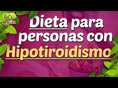 Alimentacion para personas con hipotiroidismo