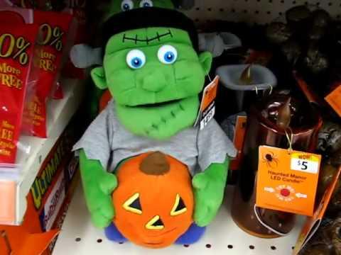 Singing Frankenstein - Monster Mash