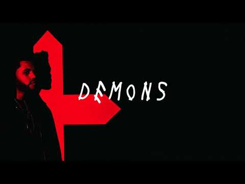 The Weeknd Type Beat || Demons (feat. NF)