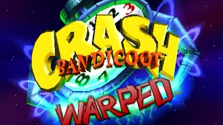 Crash Bandicoot 3: Warped Ep. 9 - Gone Tomorrow, Orange Asphalt y Flaming Passion