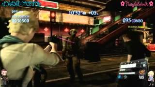 Resident Evil 6 PS3 Mercenaries 1191K Urban Chaos Sherry & Jake W/ ❤ITALIAN-TRIBUTE❤