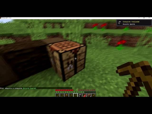 Minecraft: Uma dupla em perigo (sem mod) #1