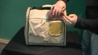 ZooStar.com.ua арт.273 сумка рюкзак для собак и кошек
