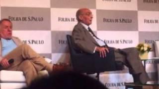 Saramago fala de Ensaio Sobre a Cegueira.wmv