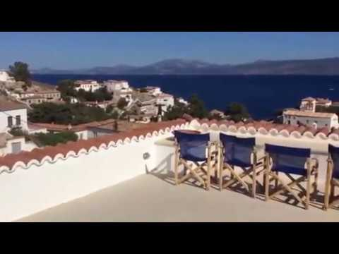 Freddy's House - houses to rent on Hydra Island Greece