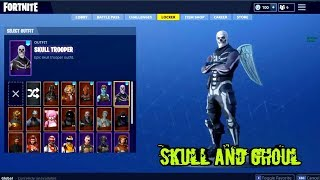 SELLING/TRADING *INSANE* SKULL TROOPER FORTNITE ACCOUNT ! RAREST SKINS IN THE GAME ! MOBILE/PS4/XBOX