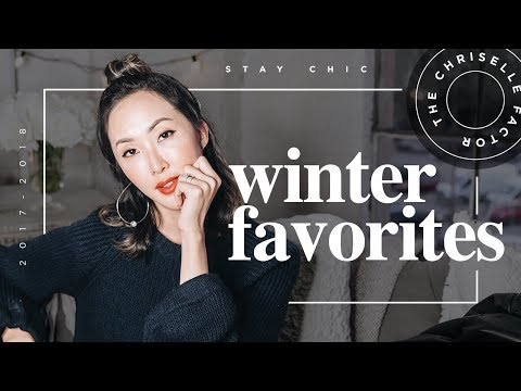 Winter Favorites ❄ | Chriselle Lim
