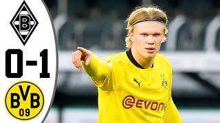 Боруссия Дортмунд Боруссия Менхенгладбах 1 0 Обзор 1 4 Финала Кубок Германии 02 03 2021 HD