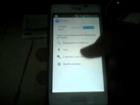 """Como activar la funcion """"Ok Google"""" de Google Now en Español //Tecno ..."""