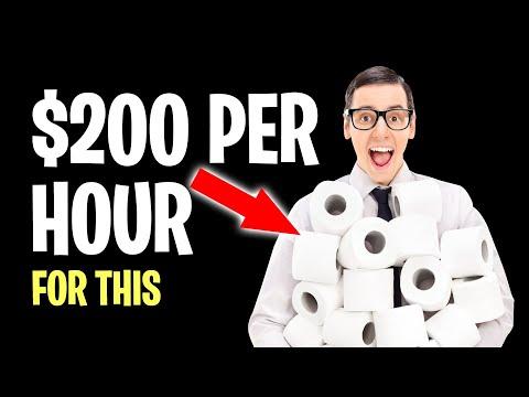 Make $200 PER HOUR AFFILIATE MARKETING (Make Money Online)
