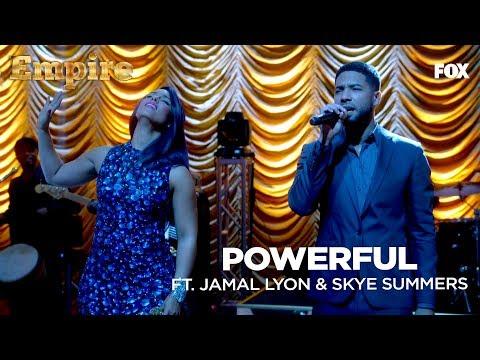 EMPIRE   Powerful ft. Jamal Lyon & Skye Summers   S2 EP10   FOX