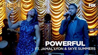 EMPIRE | Powerful ft. Jamal Lyon & Skye Summers | S2 EP10 | FOX