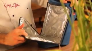 Видео рецепт о том, как правильно сохранить продукты без холодильника в дороге