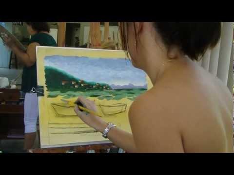 Curso de Pintura em TECIDO online de YouTube · Duração:  4 minutos 30 segundos