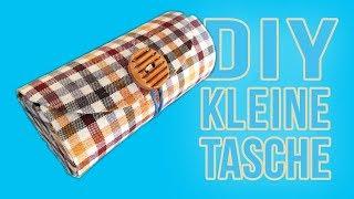 Klorollen Täschchen | Geldbörse DIY
