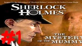 Шерлок Холмс: Пять египетских статуэток - Часть 1