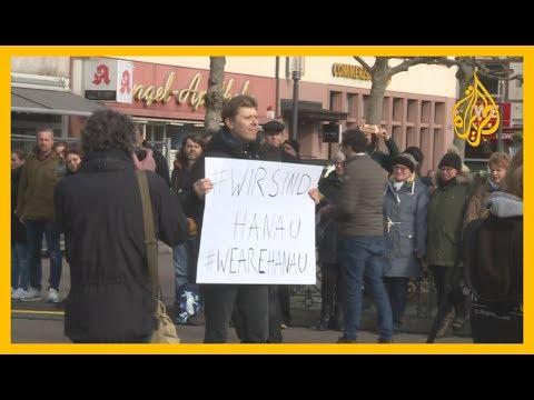 مظاهرات متوقعة في ألمانيا تضامنا مع ضحايا اعتداءي مدينة #هاناو  - نشر قبل 27 دقيقة