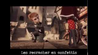 Flamme a lunettes by Dionysos & Olivia Ruiz (+lyrics) - Jack et la Mécanique du Coeur