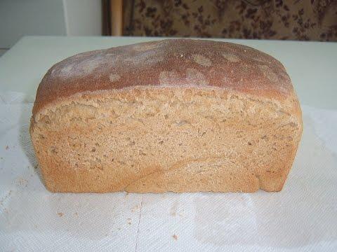 Хлеб на закваске без дрожжей Моя копилка