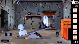 Adventure Escape Game Castle Level 1 2 3 4 5 - Walkthrough