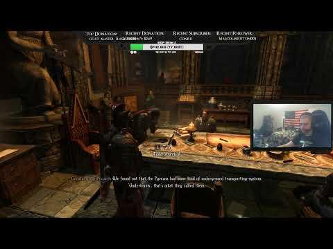 Enderal: Forgotten Stories playthrough - Part 3