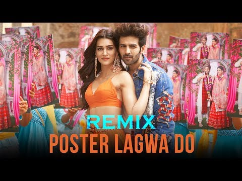 Poster Lagwa Do Remix Song - Dj Yogi | Luka Chuppi | Kartik Aaryan | Kriti Sanon | official video