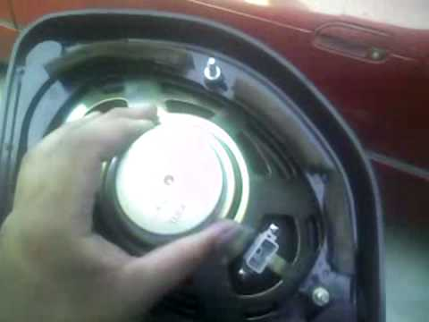 1990 1991 1992 1993 cb7 rear speakers youtube