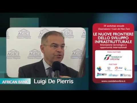 [CNF] Luigi De Pierris - African Development Bank