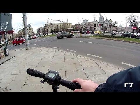 E-TWOW - BUCHAREST CITY CENTER TOUR  - ELECTRIC TWO WHEELS VEHICLES