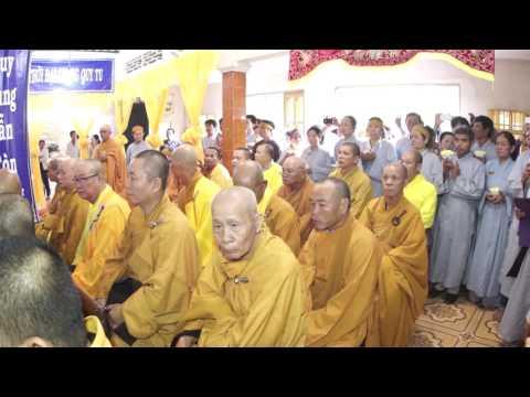 Tang Le Hoa Thuong Thich Lieu Minh Le dong Quan full HD 1080