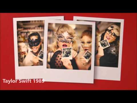 Taylor Swift - Style (1989) - (Preview)