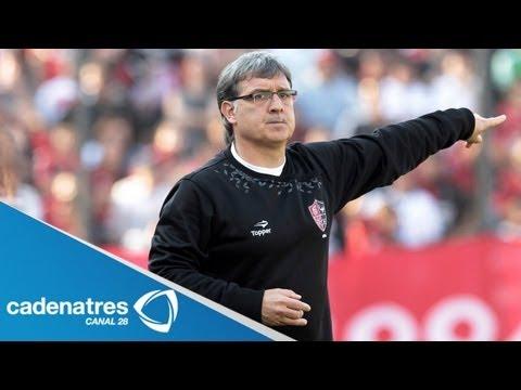 Perfil de Gerardo Tata Martino, el nuevo entrenador del Barcelona