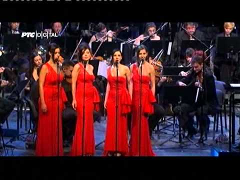 Camerata Serbica - The Godfather - Nino Rota.avi